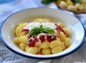 Gnocchi Pomodoro, Basilico Burrata: facile Cucina Quomi