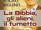 Mauro Biglino Lugano Bibbia, Alieni, Fumetto