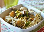Bavette alle vongole friggitelli with clams peppers
