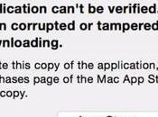 Impossibile verificare questa copia dell'applicazione installazione