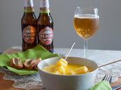 Fonduta della tradizione birra peroni senza glutine