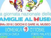 F@Mu 2016 Giornata delle famiglie Museo Ascoli Piceno