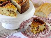 Torta Nicolota, Pane Uvetta Venezia