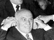Angelo Gallo, calabrese tirò orecchie Fanfani