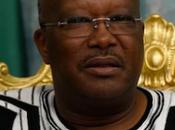 presidente Burkina Faso Kabore ministro dell'Economia visita Bruxelles