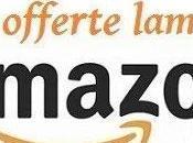 Amazon Offerte Lampo oggi Super sconti Ottobre