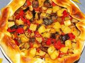 Tortino verdure grigliate