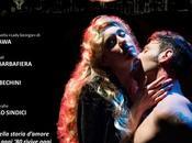 Dopo successo romano, Georgie musical Gallarate 2017 GALLARATE Teatro Condominio, aprile 2017.