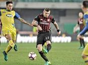 Chievo Milan: rossoneri vincono anche Bentegodi volano secondo posto