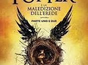 Harry Potter maledizione dell'erede, J.K. Rowling, John Tiffany Jack Thorne