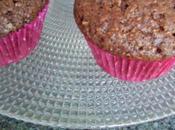 Muffin farina integrale cacao olio