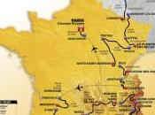 Presentato percorso Tour France 2017