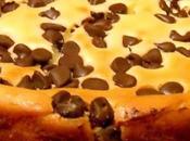 Torta ricotta cioccolato