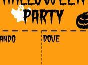 Invito party Halloween stampabile