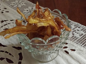 Chips bucce patate