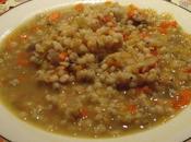 Zuppa sorgo