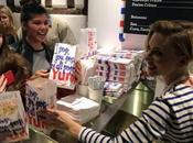 YummyPop: Scarlett Johansson apre negozio popcorn Parigi