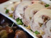 Soppressata polpo castagne giardinetto rucola selvatica.