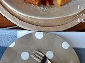 Torta Cremosa Mais Farina Polenta Bolo Fubà Cremoso
