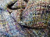 Tessuto tipo Chanel tailleur, cappottini giacche