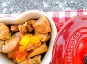Ricetta spezzatino maiale miele canditi