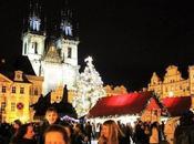 mercatini Natale Praga: magico volto freddo nord
