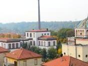 villaggio ideale lavoratori. perfect village where work. Villaggio Crespi, Bergamo