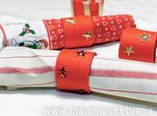 Portatovaglioli natalizi faidate realizzare rotoli carta