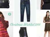 fashion wishlist Natale 2016
