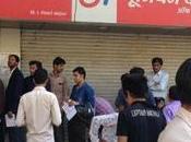 Banche prese d'assalto India: Governo messo fuori corso alcune banconote senza preavviso