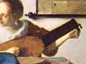 Suonatrice Liuto Vermeer Museo Capodimonte prima volta