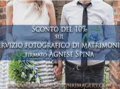 Wedding Coupon offerto dalla fotografa matrimoni Agnese Spina