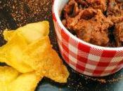 Gulash triestino chips polenta: ricetta abbinamenti