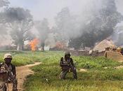 Boko Haram continua ancora saccheggiare incendiare Nigeria