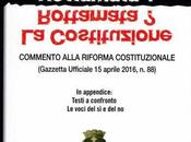 Federico Giudice, costituzione rottamata?, edizioni Simone, 2016
