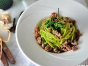 Spaghettone Crema Friarielli Salsiccia