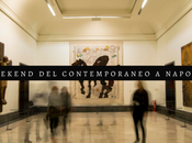 Weekend Contemporaneo 2016: Itinerari d'arte Napoli Campania