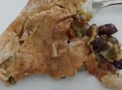 Torta salata ripieno scarola profumi mediterranei