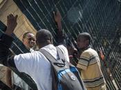#Haiti esiste: rifugiati haitiani alla frontiera #Tijuana #Messico