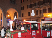 Trenino Natale centro storico Modena
