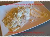 Agnolotti alla crema castelmagno