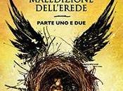 Recensione: HARRY POTTER MALEDIZIONE DELL'EREDE J.K. Rowling, Jack Thorne John Tiffany