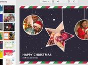 Fotor Holiday greeting cards online