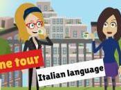 Home tour Italian language