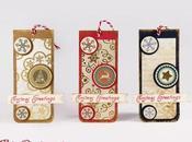 Segnalibro Natalizi Unisex Christmas Bookmarks