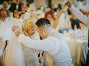 [Real Wedding] Rose pesca dettagli dorati matrimonio principesco