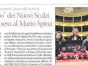 Invito Mario Spina Castiglion Fiorentino