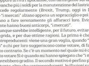 """Mercati"""" visti Michele Serra (...giuro, siamo parlati...)"""