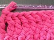 Lezione uncinetto maglia alta altissima