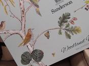 SANDERSON WALL PAPER... arrivals